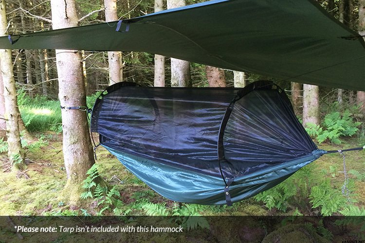 Medium image of     dd hammocks frontline hammock xl