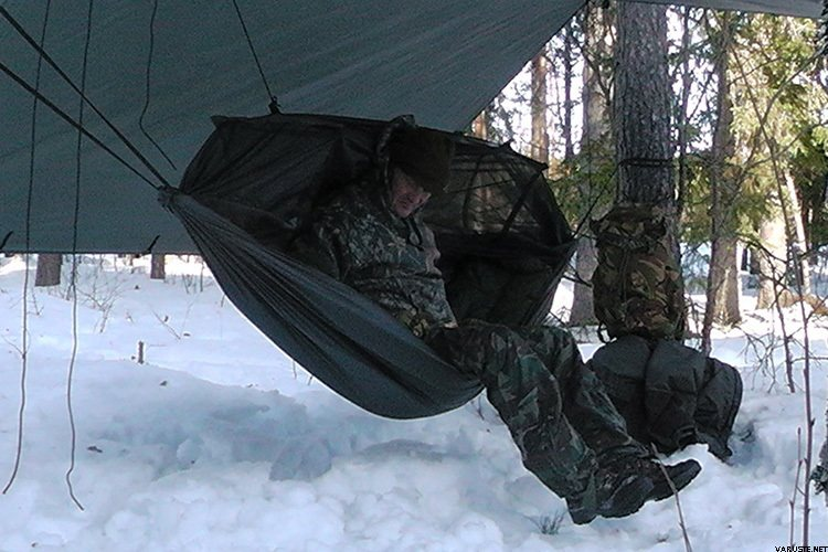 Medium image of     dd hammocks frontline hammock