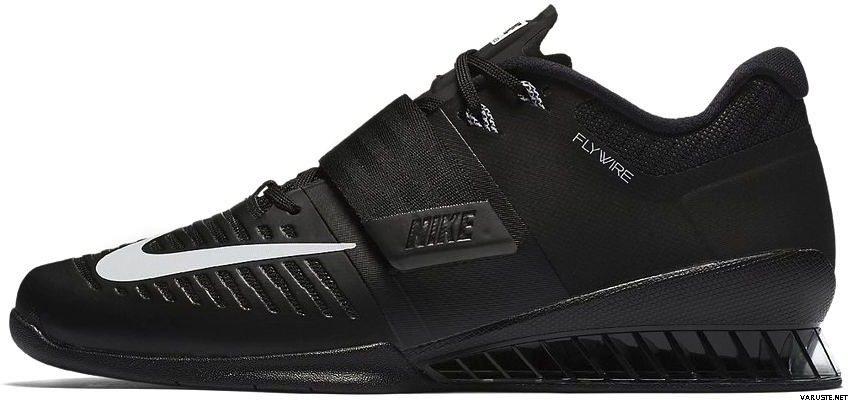 separation shoes cf819 072ec Nike Romaleos 3   Chaussures d haltérophilie   Varuste.net Français