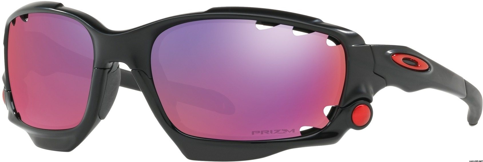 Oakley Racing Jacket, Matte Black w  Prizm Road   Oakley Racing ... 54c272739256