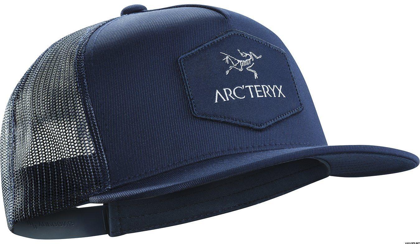 4c0d4c17a0118 Arc teryx Hexagonal Patch Trucker Hat