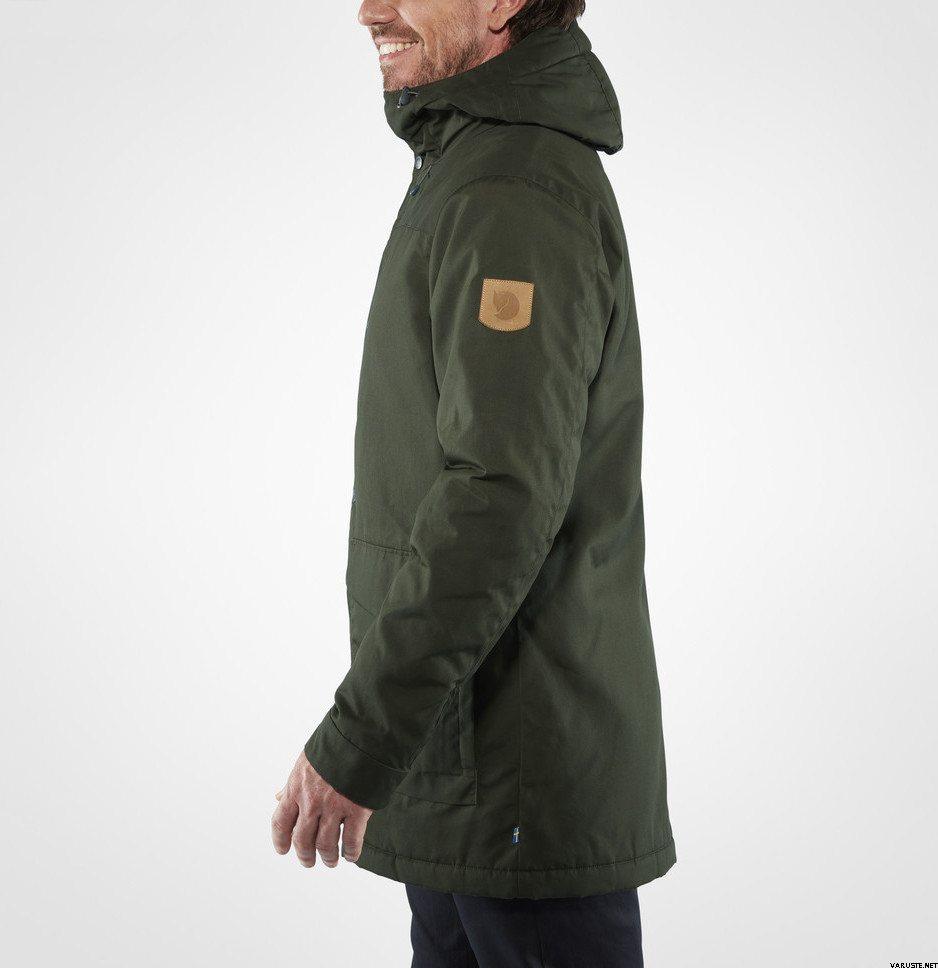 Fjallraven Greenland Winter Parka M Men S Winter Jackets Varuste