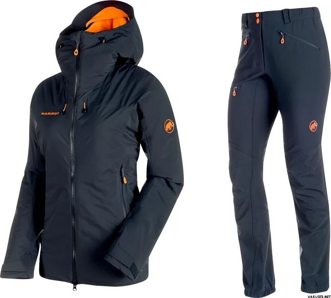 lowest price speical offer united kingdom Mammut Nordwand HS Thermo Hooded Jacket Women + Eisfeld Advanced SO Pants  Women