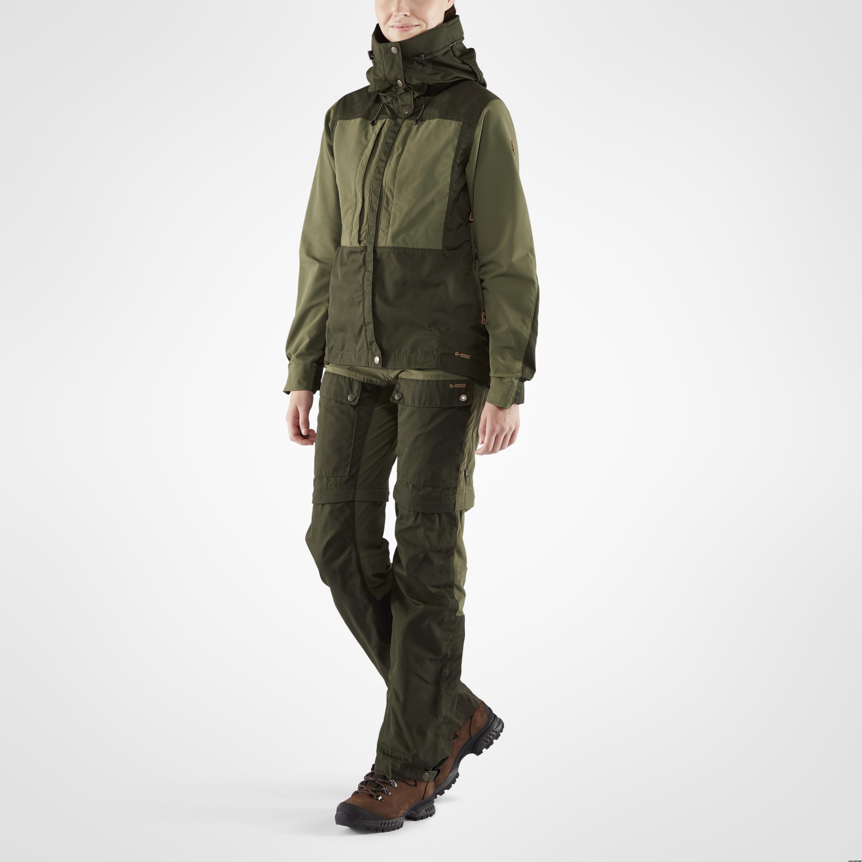 100% hohe Qualität Kunden zuerst neueste Art von Fjällräven Keb Jacket Women & Keb Trousers W Regular