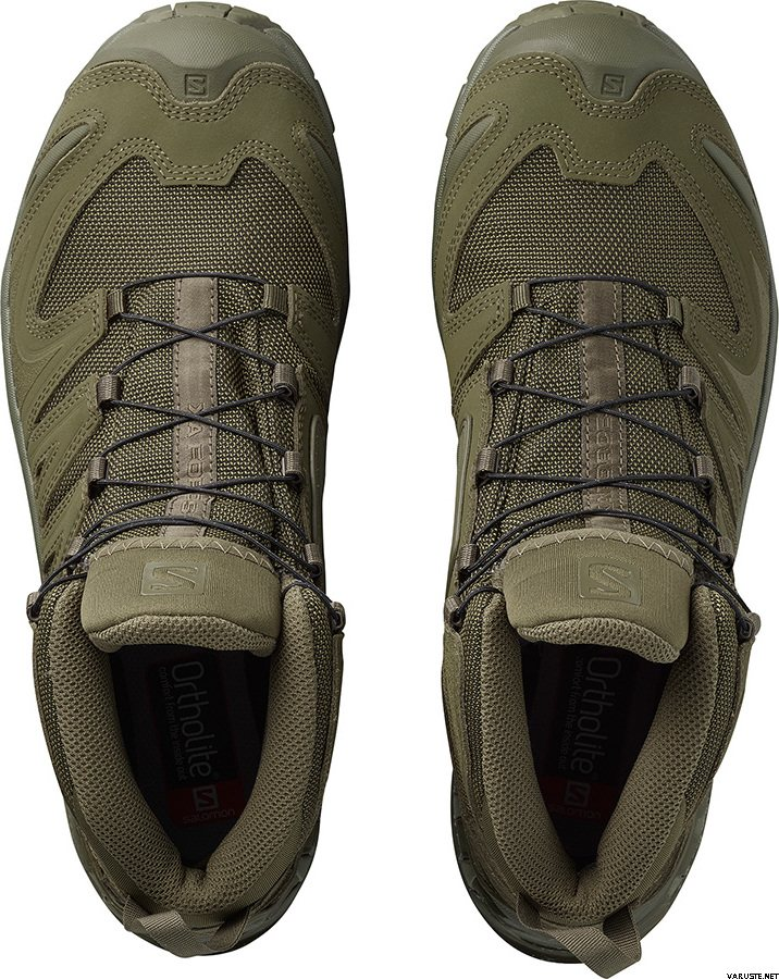 nieuw ontwerp behoorlijk goedkoop nieuwe uitstraling Salomon XA Forces Mid GTX, Ranger Green, EUR 37 1/3 (UK 4.5)